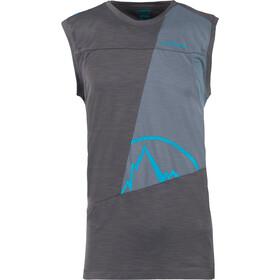 La Sportiva Strive camicia a maniche corte Uomo grigio